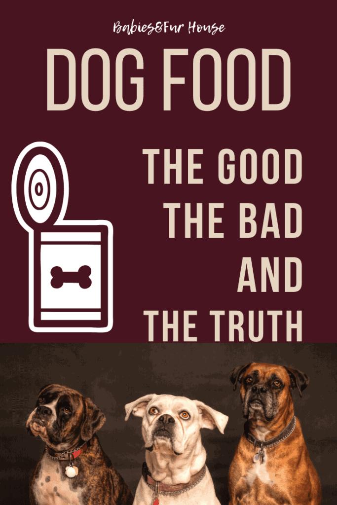 Dog Food #dogfood