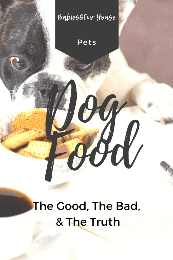 Dog Food Ingredients #dogfood