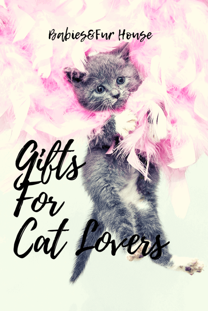 Gifts For Cat Lovers: Purr-fect Ideas #catpeople #catgifts #giftsforcatpeople #giftsforcatlovers