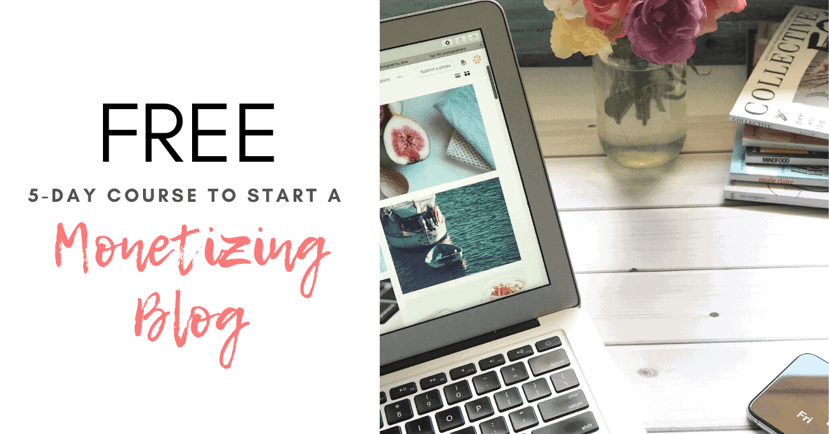 Start A Profitable Blog in 5-Days