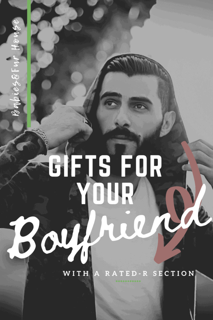 Gift Ideas For The Boyfriend #guygifts #boyfriendgifts #dudegifts #mangifts #boyfriendideas #guygiftideas #guybirthday #boyfriendbirthday #boyfriendbirthdayideas