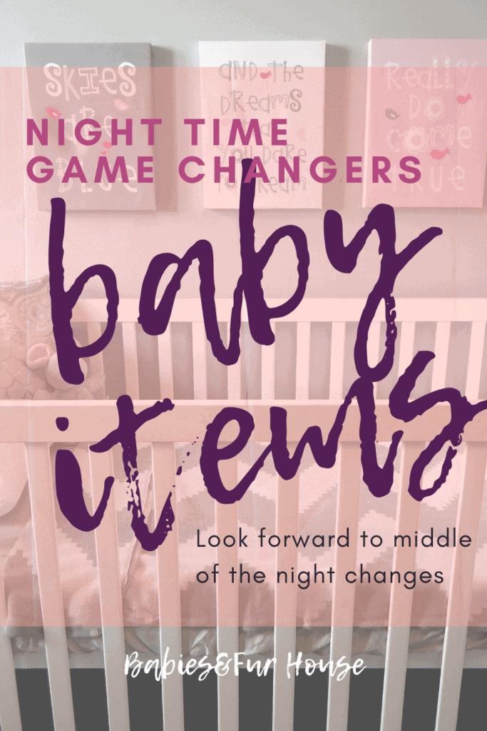 Baby Sleep Products: Game Changers. Get baby to sleep faster #babyitems #baby #babysleep