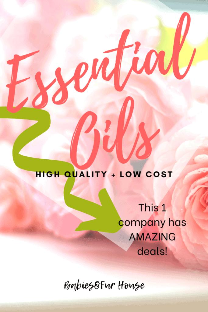 Essential Oils: High Quality-Low Cost #essentialoils #essentialoilsforbeginners #startingessentialoils #eos #eo #diffusingessentialoils