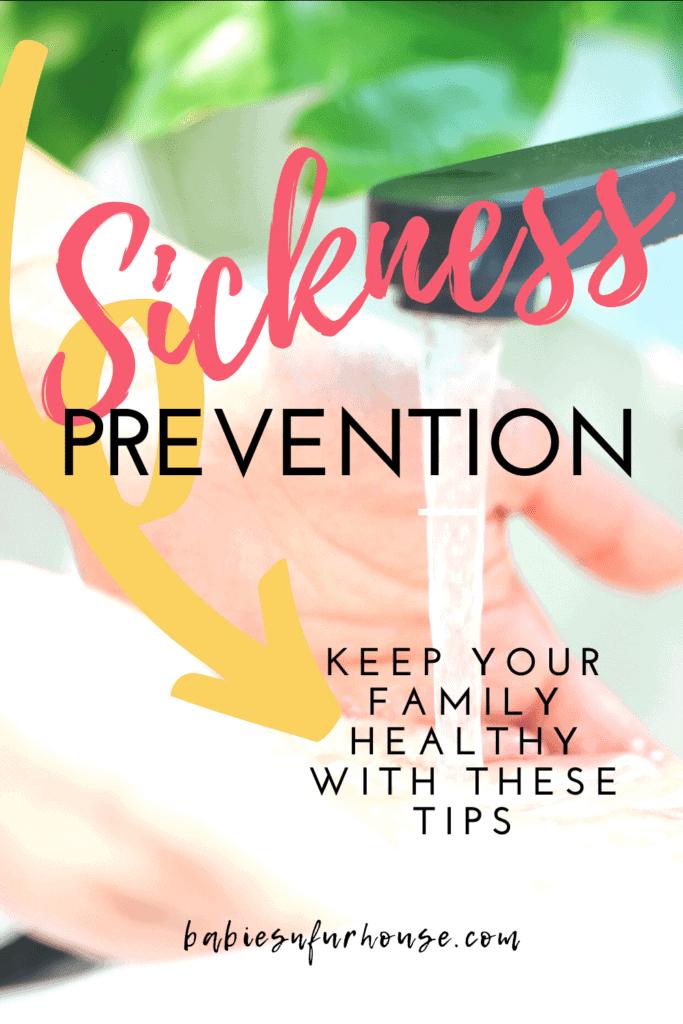 Flu Prevention Tips:Immune System Backup #healthyfamily #sickness #preventsickness #healthandwellness #healthin2020 #fluseason #covid19 #corona