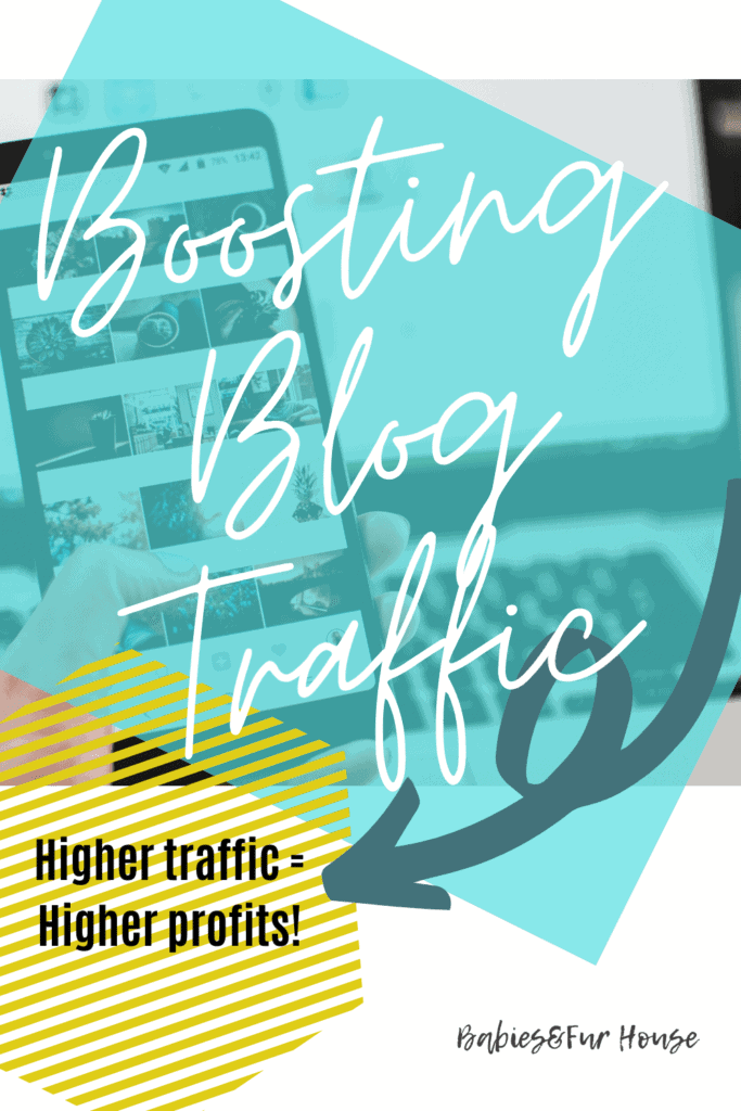 Boosting Blog Traffic #blogtraffic #traffic #pageviews