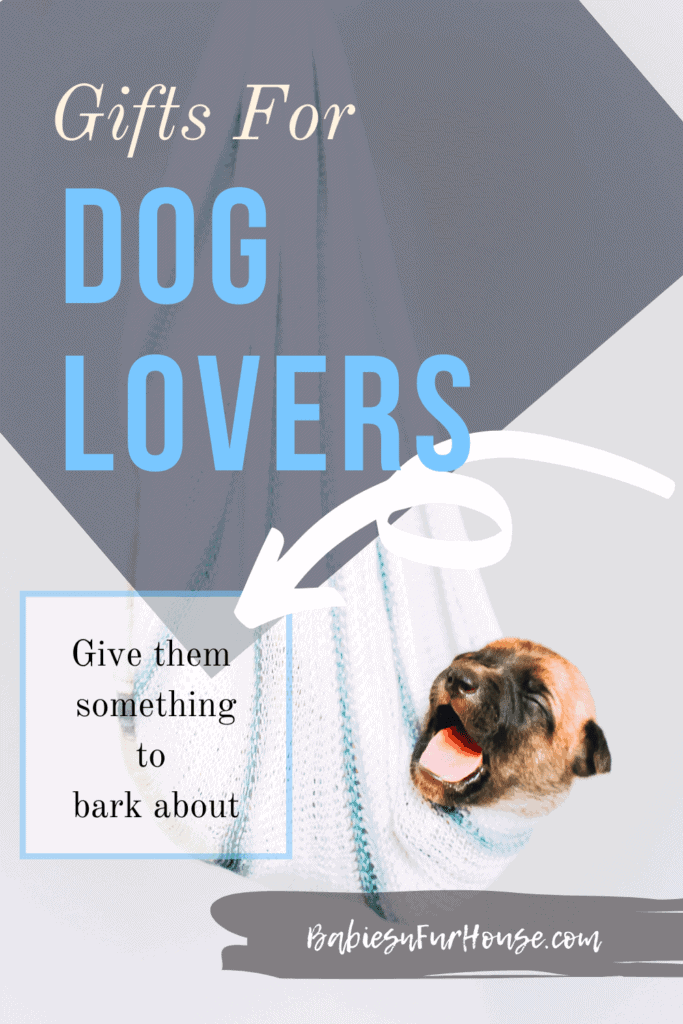 Gifts For Dog Lovers: Something To Bark About #doglovers #dogpeople #dogs