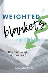 The Best Weighted Blanket For Children: How Much Weight Is Too Much? #weightedblankets #weightedblanketsforkids #weightedblanketsforchildren