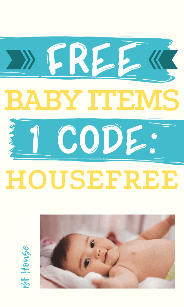 Free Baby Items: Get Them All With 1 Code. Pregnancy and Baby Items you can claim for FREE.