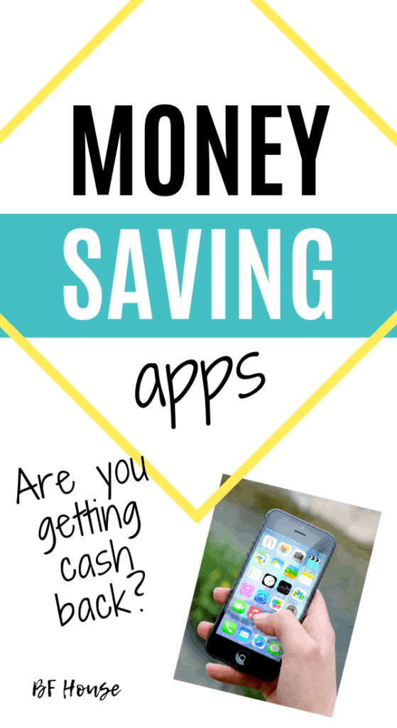 Money-Saving Apps. Get your money back on purchases you make.