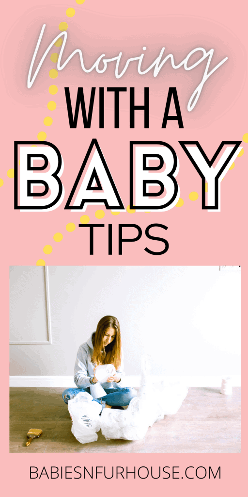 Moving With A Baby Tips